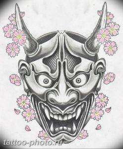 фото идея тату дьявол 18.12.2018 №403 - photo idea tattoo devil - tattoo-photo.ru