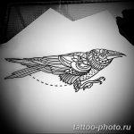 Фото Мехенди птица 26.10.2018 №028 - Mehendi bird photo - tattoo-photo.ru