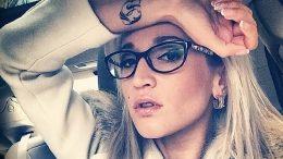 Фото Тату Ольги Бузовой 26.10.2018 №029 - photo Tattoo Olga Buzovoy - tattoo-photo.ru