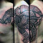 Фото татуировки дракон от 24.09.2018 №023 - dragon tattoo - tattoo-photo.ru