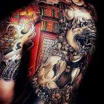 Фото татуировки дракон от 24.09.2018 №025 - dragon tattoo - tattoo-photo.ru