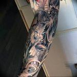Фото татуировки дракон от 24.09.2018 №060 - dragon tattoo - tattoo-photo.ru