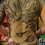 Фото татуировки дракон от 24.09.2018 №063 - dragon tattoo - tattoo-photo.ru