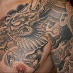 Japanese Dragon Chest Tattoo Japanese Dragon Tattoo Designs thro