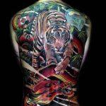 Фото татуировки дракон от 24.09.2018 №120 - dragon tattoo - tattoo-photo.ru