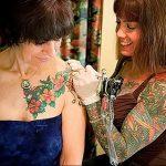 Фото татуировки дракон от 24.09.2018 №136 - dragon tattoo - tattoo-photo.ru