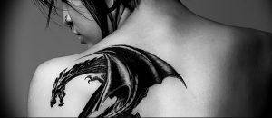 Фото татуировки дракон от 24.09.2018 №146 - dragon tattoo - tattoo-photo.ru