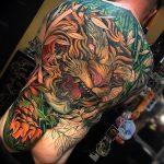 Фото татуировки дракон от 24.09.2018 №157 - dragon tattoo - tattoo-photo.ru
