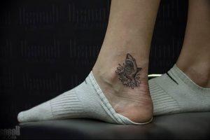Фото татуировки дракон от 24.09.2018 №176 - dragon tattoo - tattoo-photo.ru