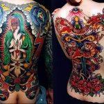 Фото татуировки дракон от 24.09.2018 №183 - dragon tattoo - tattoo-photo.ru