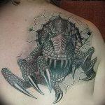 Фото татуировки дракон от 24.09.2018 №212 - dragon tattoo - tattoo-photo.ru