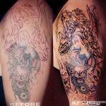 Фото татуировки дракон от 24.09.2018 №228 - dragon tattoo - tattoo-photo.ru