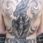 Фото татуировки дракон от 24.09.2018 №288 - dragon tattoo - tattoo-photo.ru