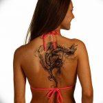 Фото татуировки дракон от 24.09.2018 №289 - dragon tattoo - tattoo-photo.ru