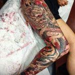 Фото татуировки дракон от 24.09.2018 №304 - dragon tattoo - tattoo-photo.ru