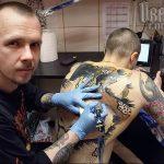 Фото татуировки дракон от 24.09.2018 №309 - dragon tattoo - tattoo-photo.ru