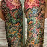 Фото татуировки дракон от 24.09.2018 №310 - dragon tattoo - tattoo-photo.ru