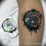 Фото тату Бонсай 26.10.2018 №012 - tattoo bonsai - tattoo-photo.ru