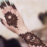 арабский стиль мехенди 3