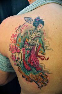 Фото рисунка тату зонтик 06.10.2018 №185 - tattoo umbrella - tattoo-photo.ru