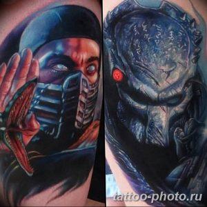 Фото рисунка скорпион 24.11.2018 №318 - photo tattoo scorpion - tattoo-photo.ru