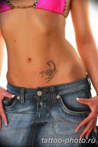 Фото рисунка скорпион 24.11.2018 №388 - photo tattoo scorpion - tattoo-photo.ru
