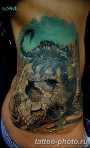 Фото рисунка скорпион 24.11.2018 №407 - photo tattoo scorpion - tattoo-photo.ru