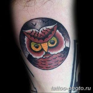 Фото рисунка тату круг 22.11.2018 №066 - photo tattoo circle - tattoo-photo.ru