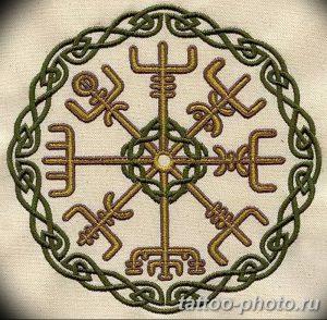 Фото рисунка тату круг 22.11.2018 №285 - photo tattoo circle - tattoo-photo.ru