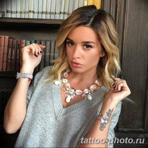 фото рисунка тату Ксении Бородиной 28.11.2018 №005 - tattoo Ksenia Boro - tattoo-photo.ru