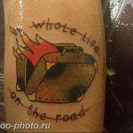 фото рисунка тату Оксимирона 30.11.2018 №010 - tattoo Oksimiron - tattoo-photo.ru