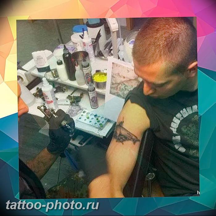 зон тату оксимирона на правой руке фото модных видов