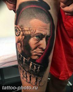 фото рисунка тату Оксимирона 30.11.2018 №020 - tattoo Oksimiron - tattoo-photo.ru