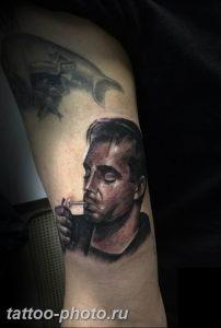 фото рисунка тату Оксимирона 30.11.2018 №024 - tattoo Oksimiron - tattoo-photo.ru