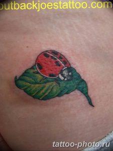 фото идея тату божья коровка 22.12.2018 №339 - photo ladybug tattool- tattoo-photo.ru