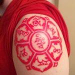 zen buddhist tattoos Elegant Just got my first Buddhist tattoo B
