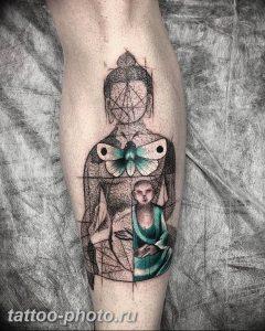 фото рисунка тату буддийские 30.11.2018 №024 - Buddhist tattoo picture - tattoo-photo.ru