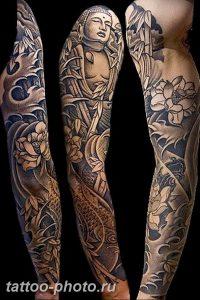 фото рисунка тату буддийские 30.11.2018 №026 - Buddhist tattoo picture - tattoo-photo.ru