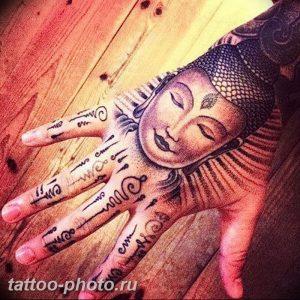 фото рисунка тату буддийские 30.11.2018 №057 - Buddhist tattoo picture - tattoo-photo.ru