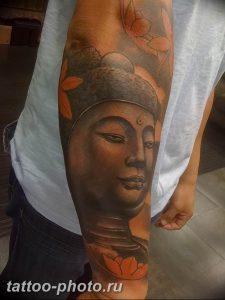 фото рисунка тату буддийские 30.11.2018 №064 - Buddhist tattoo picture - tattoo-photo.ru