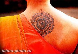 фото рисунка тату буддийские 30.11.2018 №070 - Buddhist tattoo picture - tattoo-photo.ru