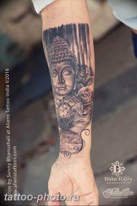 фото рисунка тату буддийские 30.11.2018 №086 - Buddhist tattoo picture - tattoo-photo.ru