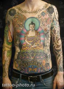 фото рисунка тату буддийские 30.11.2018 №097 - Buddhist tattoo picture - tattoo-photo.ru