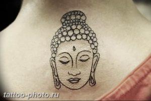 фото рисунка тату буддийские 30.11.2018 №137 - Buddhist tattoo picture - tattoo-photo.ru
