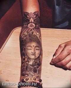 фото рисунка тату буддийские 30.11.2018 №146 - Buddhist tattoo picture - tattoo-photo.ru