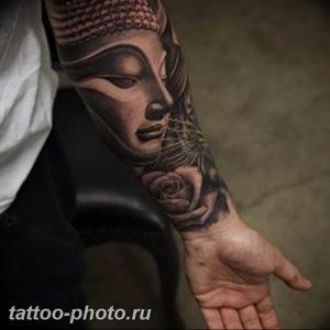 фото рисунка тату буддийские 30.11.2018 №294 - Buddhist tattoo picture - tattoo-photo.ru