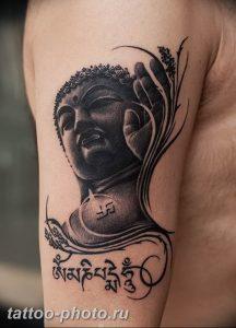 фото рисунка тату буддийские 30.11.2018 №344 - Buddhist tattoo picture - tattoo-photo.ru