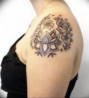 Фото тату цветок колокольчики 15.04.2019 №056 — ideas flower bells tattoo — tattoo-photo.ru