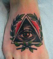 фото идея тату оберег 03.04.2019 №023 — tattoo charm — tattoo-photo.ru