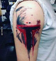 фото оберегающие тату на плече 03.04.2019 №010 — shoulder tattoos — tattoo-photo.ru